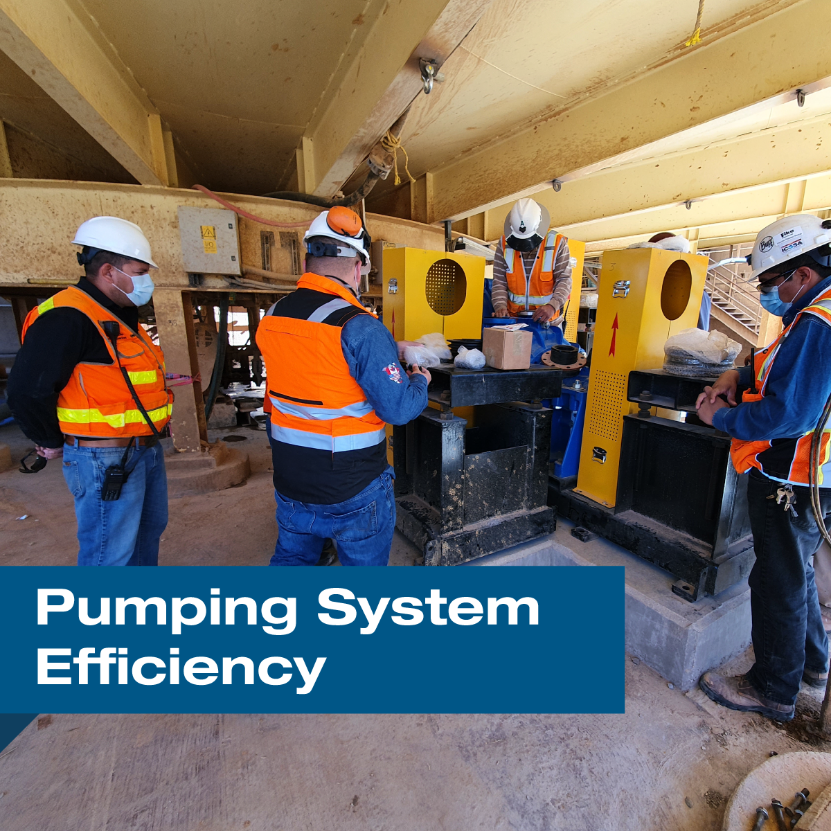 Test for Pumping System Efficiency