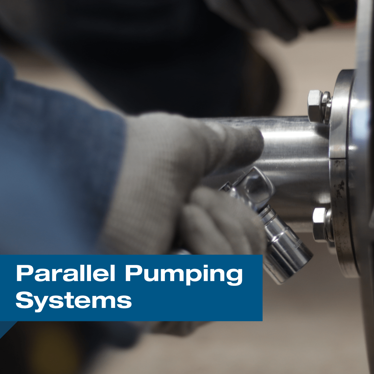 How To Optimize Parallel Pumping Systems for Reduced Energy Consumption?
